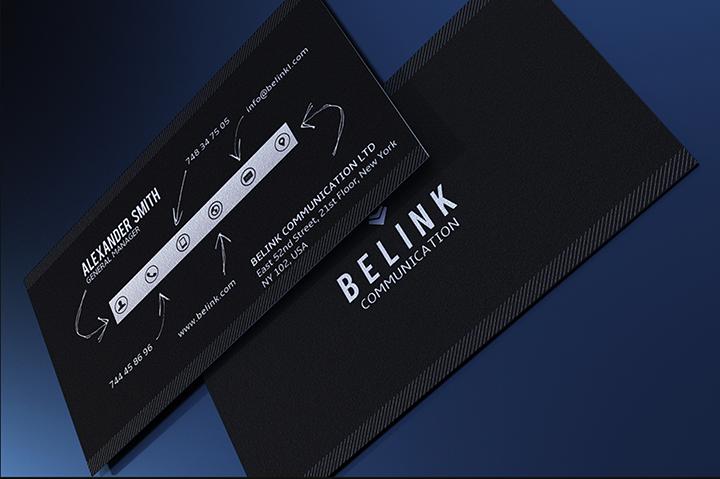 Biz Card Design 5