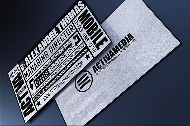 Biz Card Design 2
