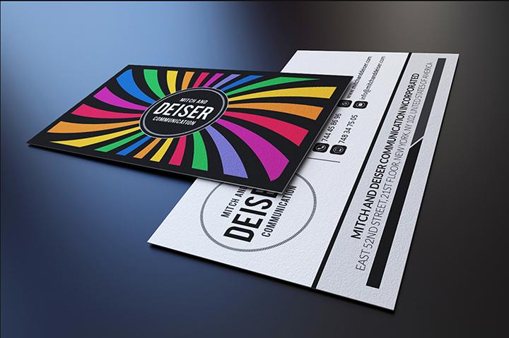 Biz Card Design 6