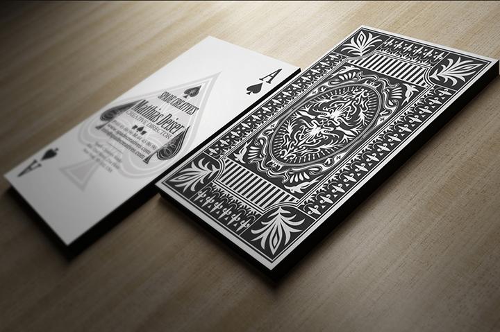Biz Card Design 7