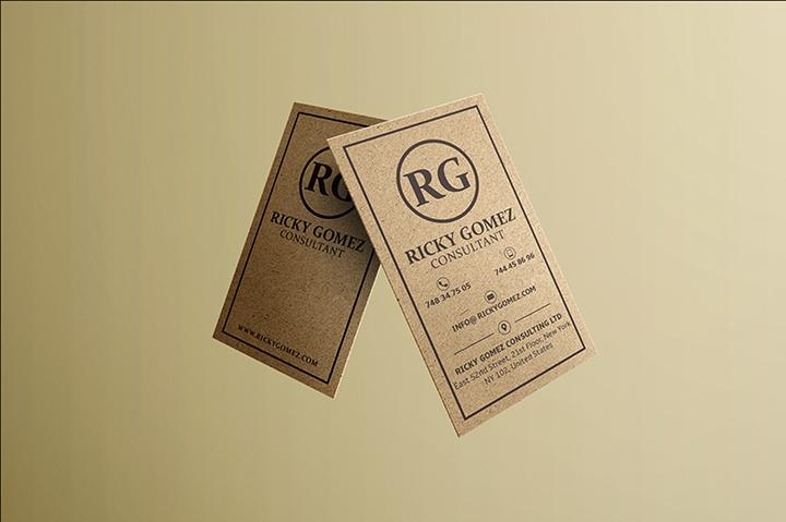 Biz Card Design 9