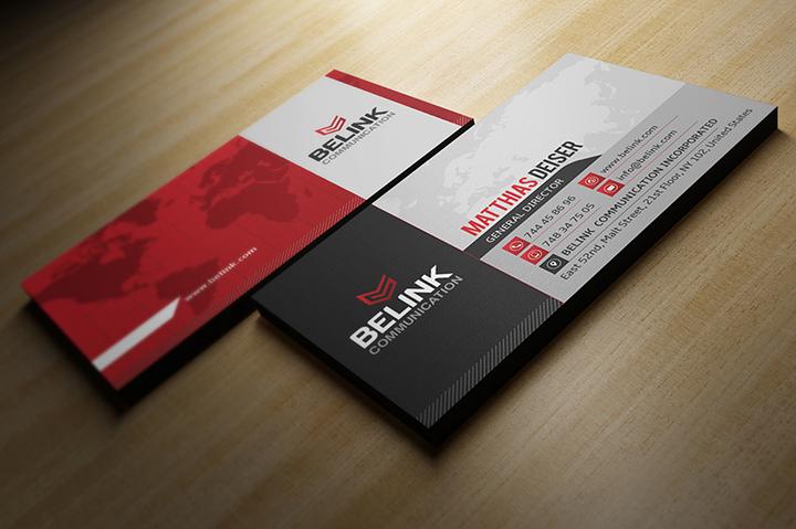 Biz Card Design 11