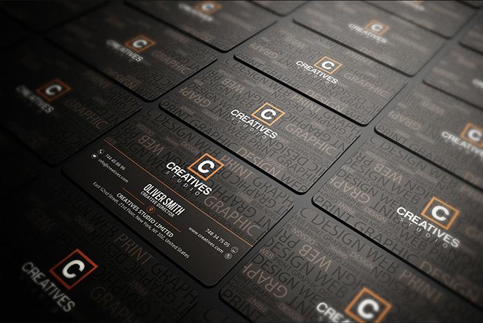 Biz Card Design 1