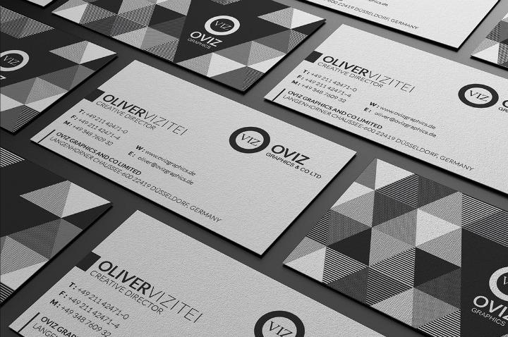 Biz Card Design 16