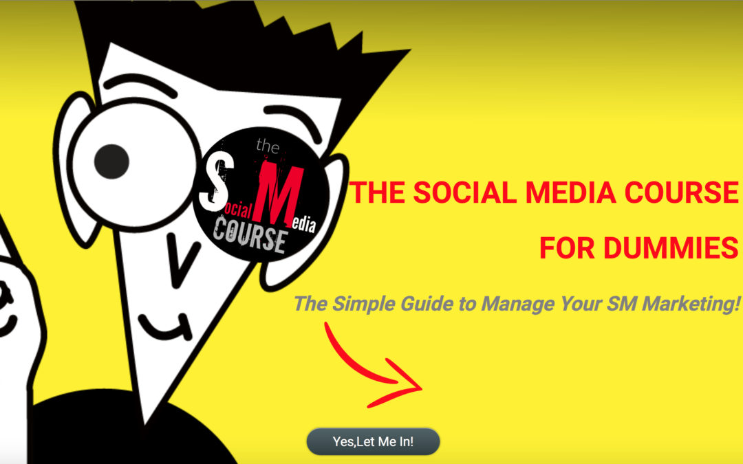 The Social Media Course That's a Winner!